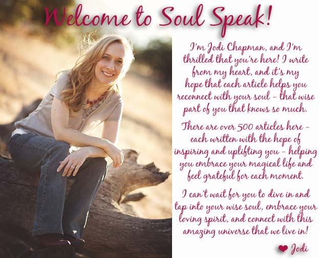 Jodi Chapman - Soul Speak