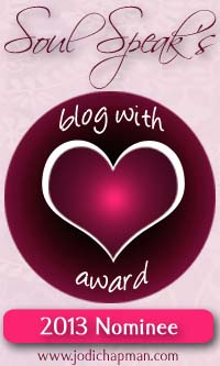 blog award nominee
