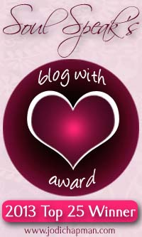 blog award top 25 winner