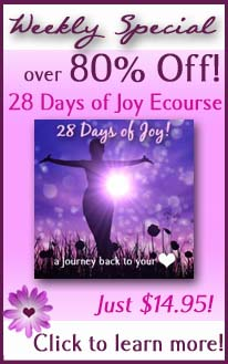 28 days of joy weekly special copy