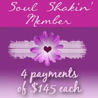 Soulful Life Sanctuary - Soul Shakin' Member - Payment Option