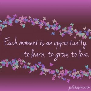 each moment copy