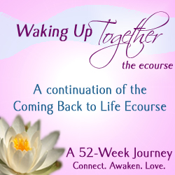 waking up together copy